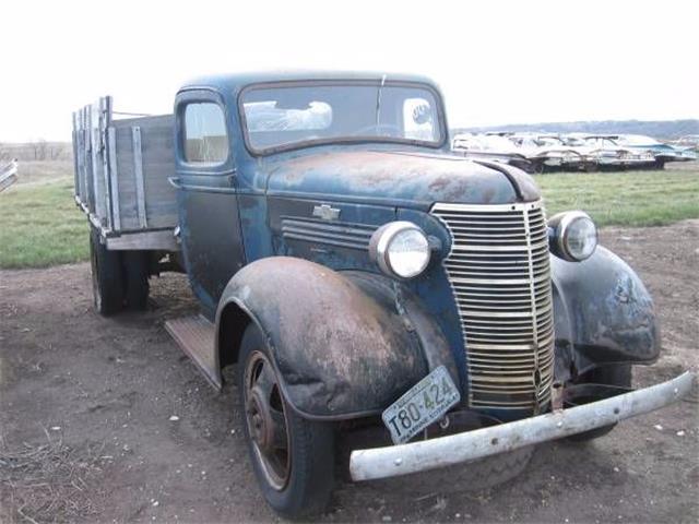 1938 Chevrolet Truck