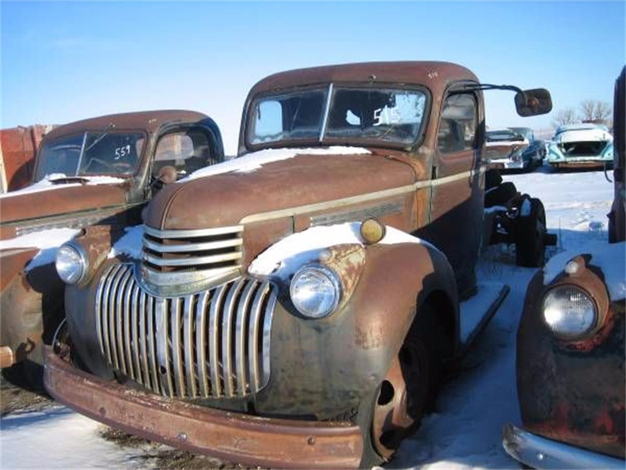 1946 Chevrolet Truck (CC-1256214) for sale in Cadillac, Michigan