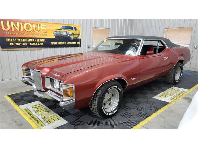 1971 Mercury Cougar (CC-1256234) for sale in Mankato, Minnesota