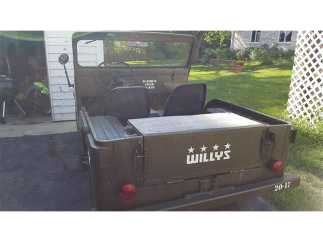 1958 Willys Jeep (CC-1256258) for sale in Long Island, New York