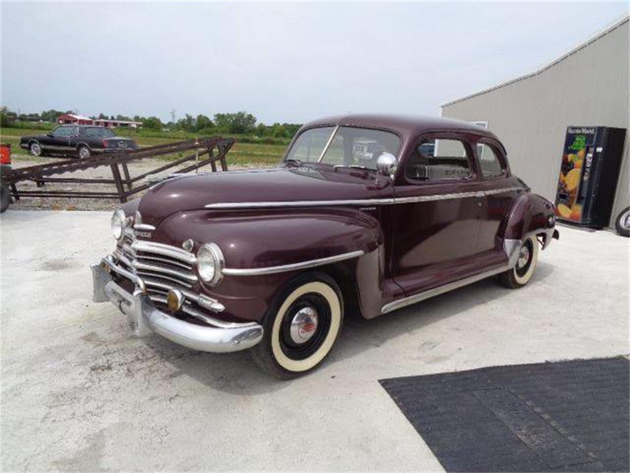 1948 Plymouth Deluxe (CC-1256265) for sale in Staunton, Illinois