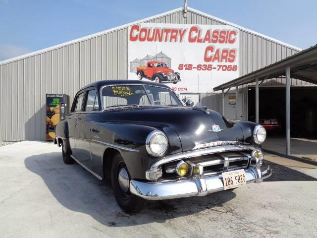1951 Plymouth Cranbrook (CC-1256268) for sale in Staunton, Illinois