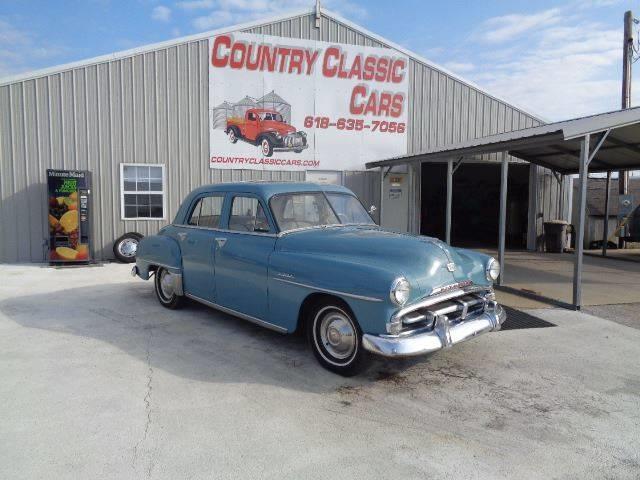 1951 Plymouth Cambridge (CC-1256269) for sale in Staunton, Illinois