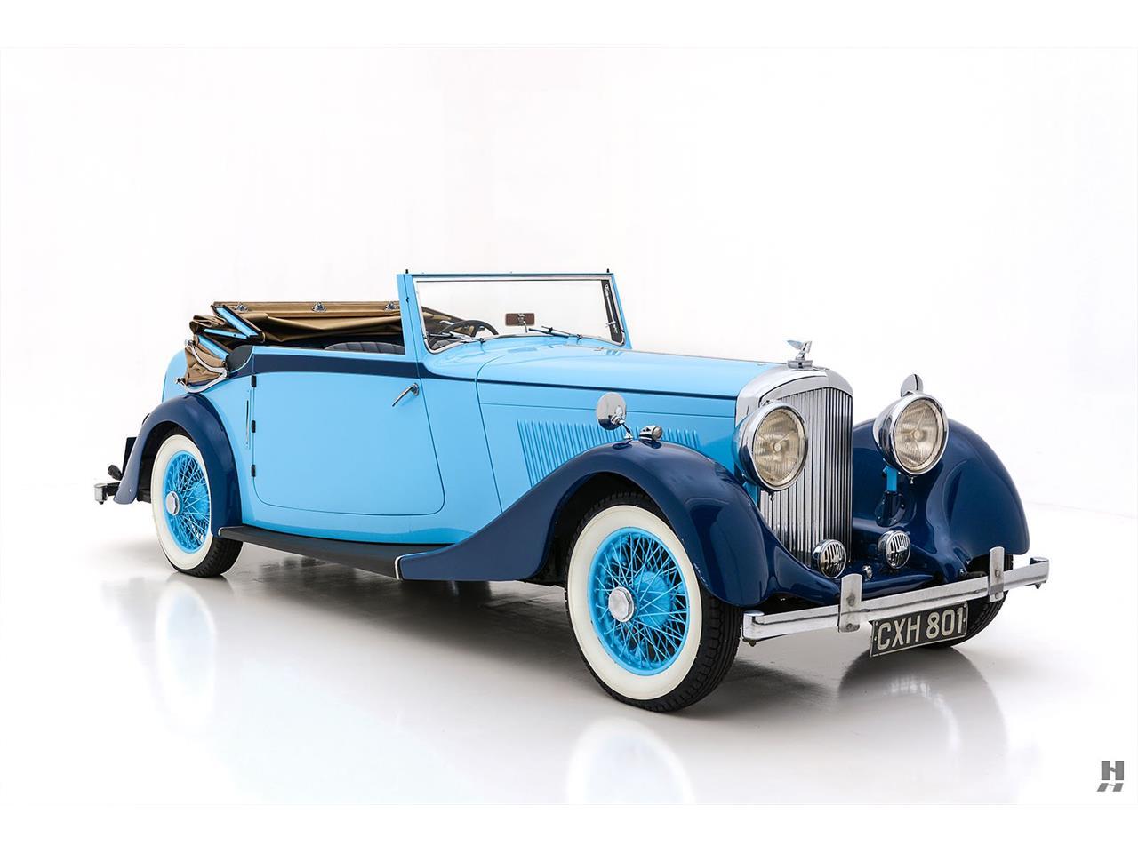 1934 Bentley 3-1/2 Litre (CC-1256273) for sale in Saint Louis, Missouri