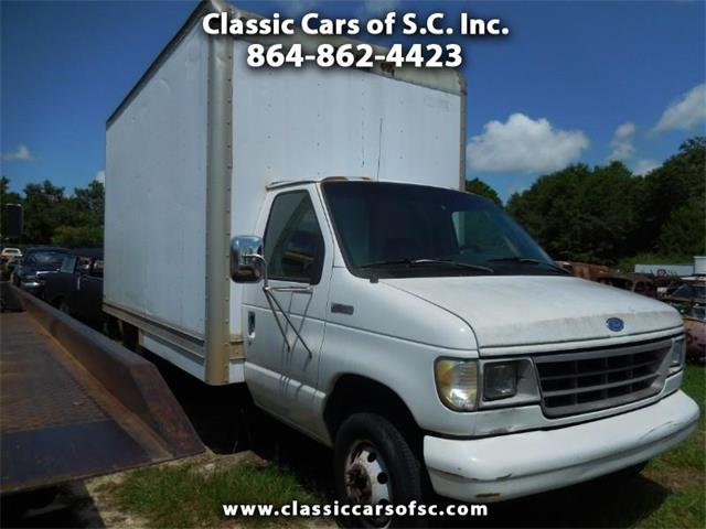 1992 Ford Econoline (CC-1256275) for sale in Gray Court, South Carolina