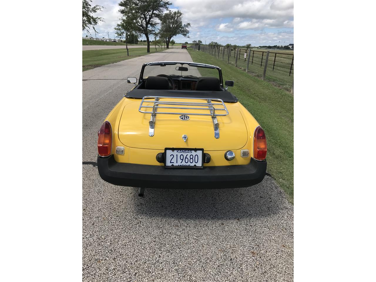 1980 MG MGB (CC-1250629) for sale in Hays, Kansas