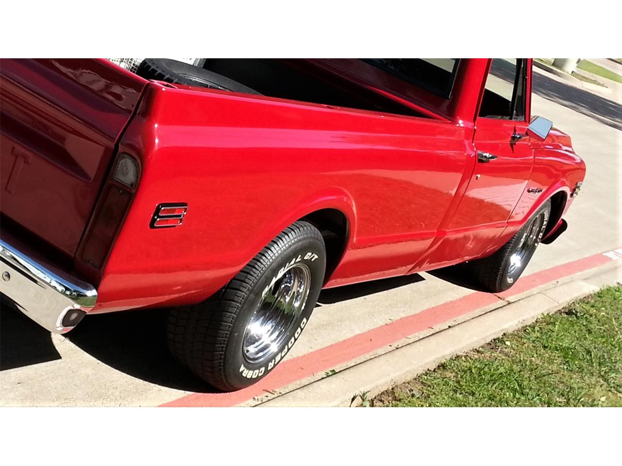 1972 Chevrolet C10 (CC-1250631) for sale in Lewisville, Texas