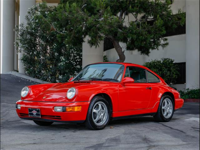 1993 Porsche 911 Carrera (CC-1256312) for sale in Marina Del Rey, California