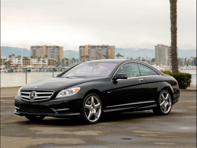 2012 Mercedes-Benz CL-Class (CC-1256331) for sale in Marina Del Rey, California