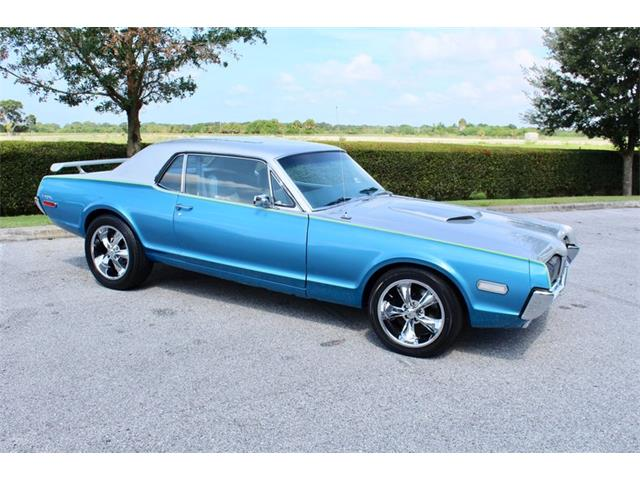 1968 Mercury Cougar (CC-1256343) for sale in Sarasota, Florida
