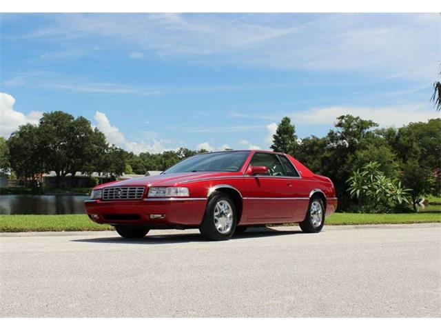 2000 Cadillac Eldorado (CC-1256347) for sale in Clearwater, Florida