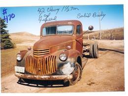 1942 Chevrolet Truck (CC-1256349) for sale in Cadillac, Michigan