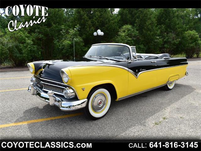 1955 Ford Fairlane Sunliner (CC-1256367) for sale in Greene, Iowa
