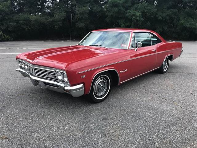 1966 Chevrolet Impala (CC-1256389) for sale in Westford, Massachusetts