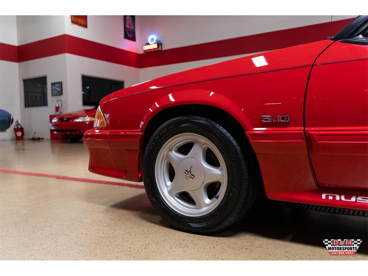 1991 Ford Mustang (CC-1256421) for sale in Glen Ellyn, Illinois