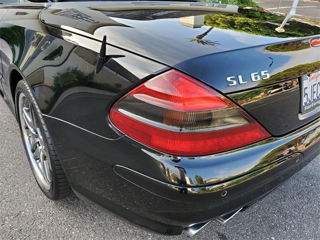2005 Mercedes-Benz SL65 (CC-1250643) for sale in Costa Mesa, California