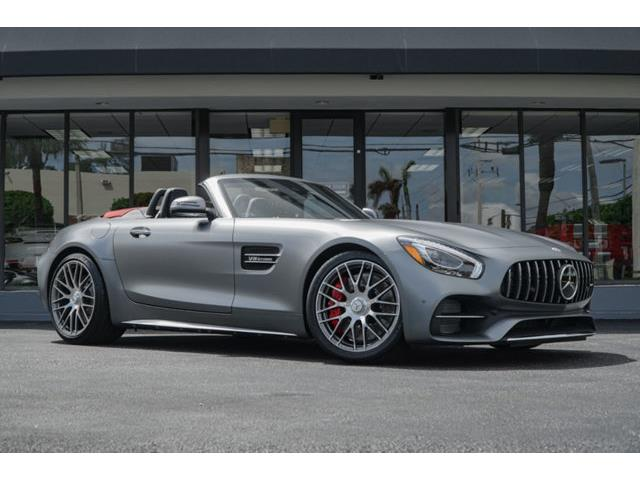 2019 Mercedes-Benz AMG (CC-1256434) for sale in Miami, Florida