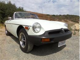 1977 MG MGB (CC-1256435) for sale in Laguna Beach, California