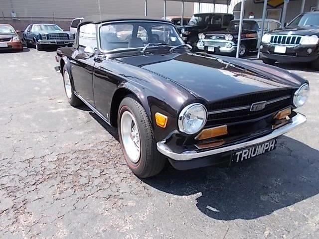 1971 Triumph TR6 (CC-1256451) for sale in Riverside, New Jersey
