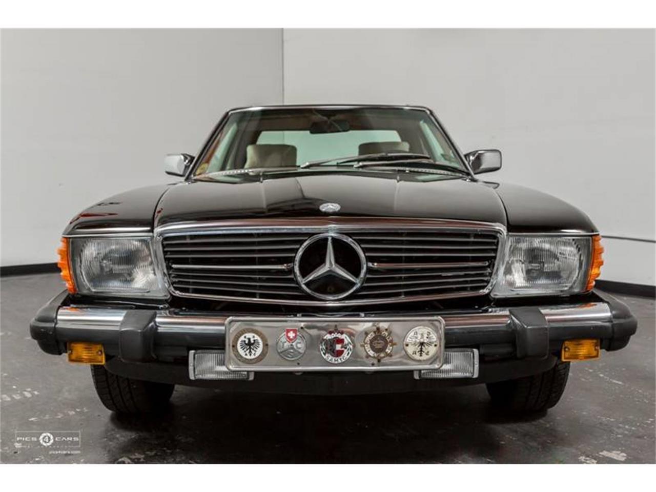 1985 Mercedes-Benz 380SL (CC-1256453) for sale in San Diego, California