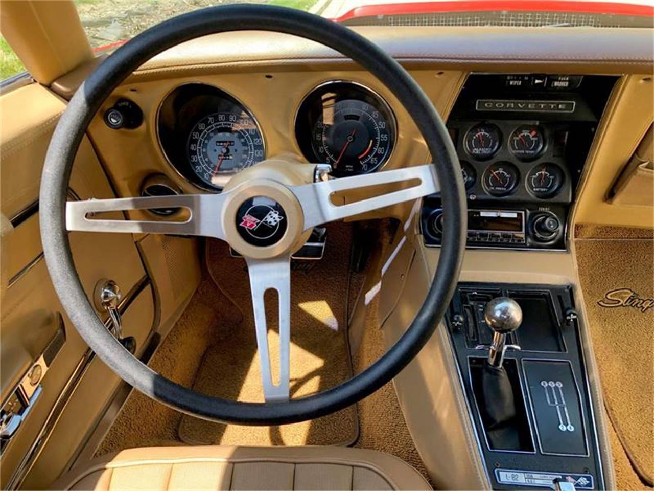 1975 Chevrolet Corvette (CC-1256456) for sale in Burr Ridge, Illinois