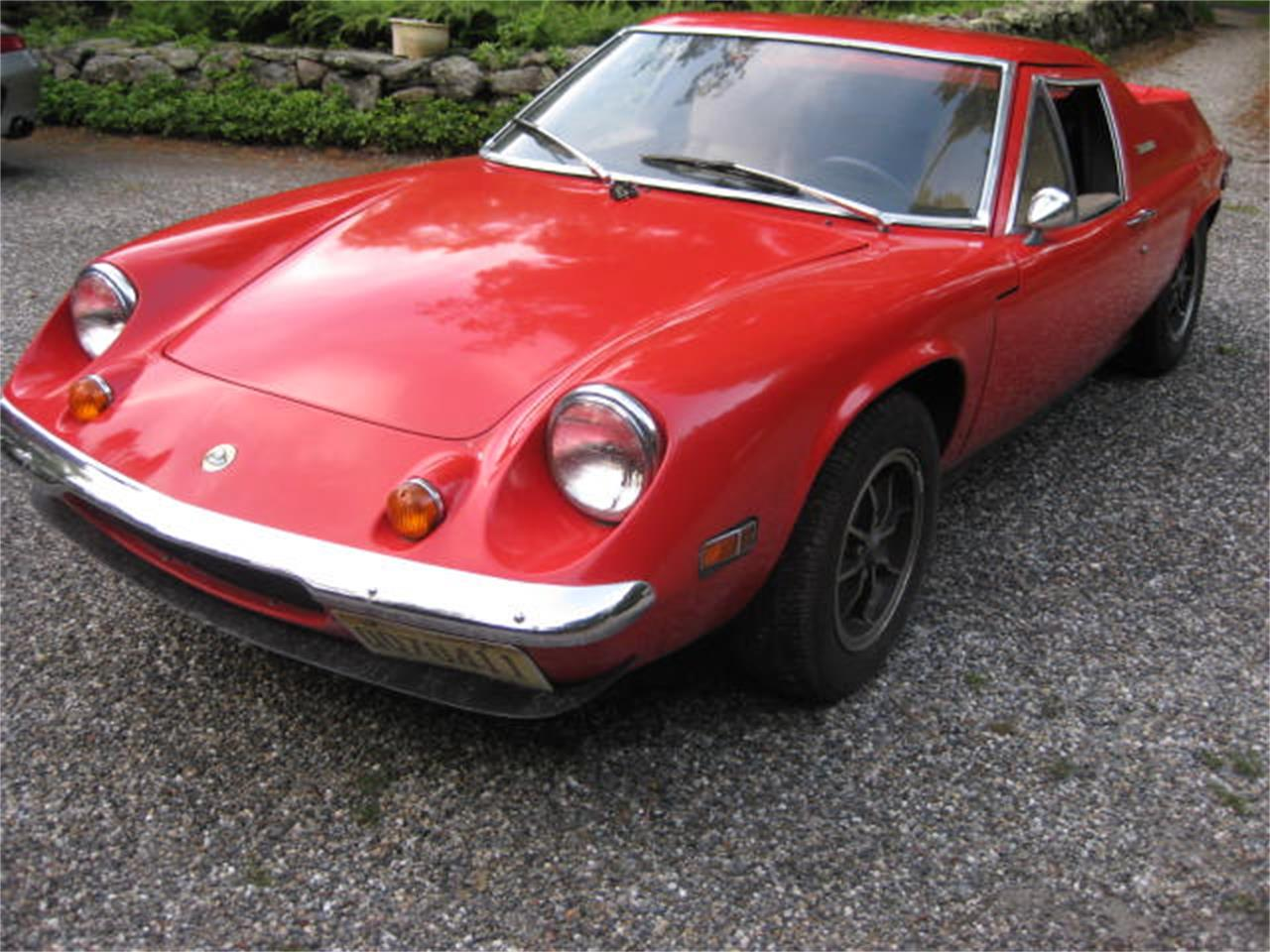 1972 Lotus Europa (CC-1250646) for sale in Stratford, Connecticut