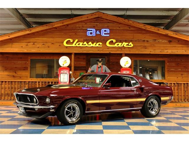 1969 Ford Mustang (CC-1256471) for sale in New Braunfels, Texas