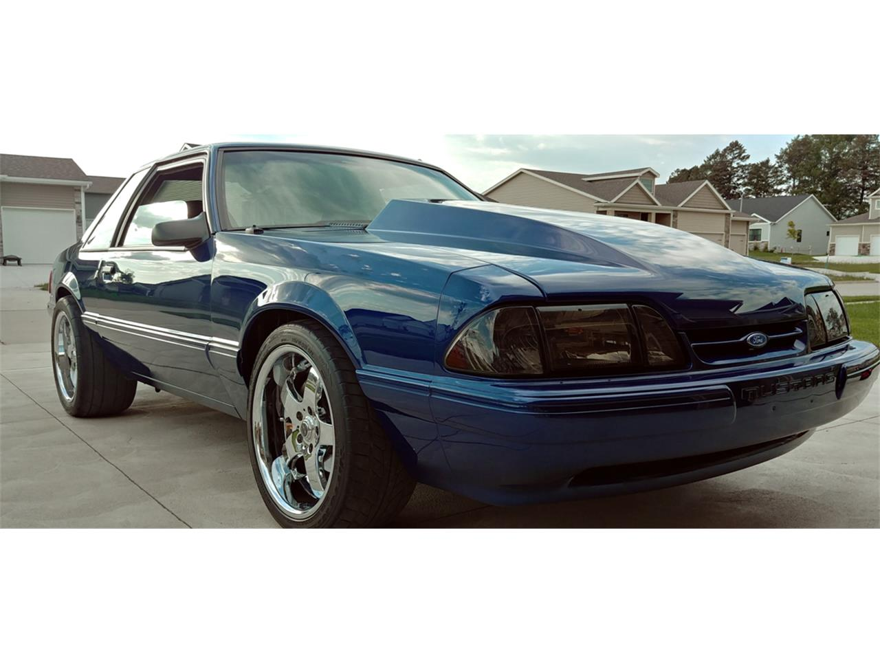1988 Ford Mustang (CC-1256487) for sale in Adel, Iowa
