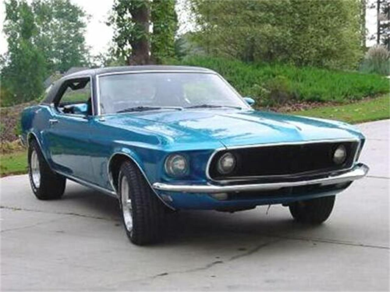 1969 Ford Mustang (CC-1250650) for sale in Marina, California