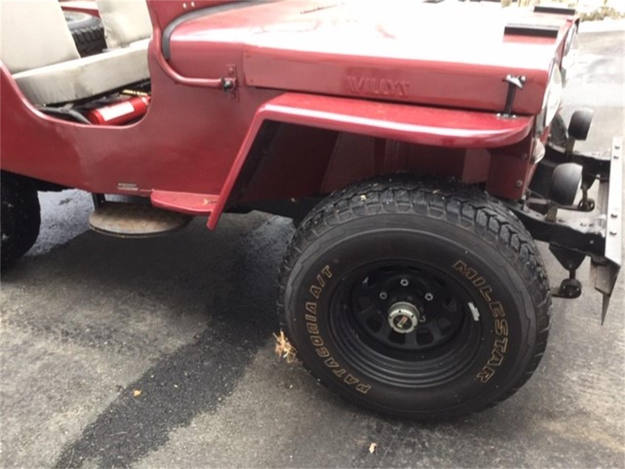 1948 Willys Jeep (CC-1256522) for sale in Hooksett, New Hampshire