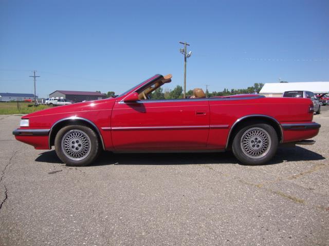1989 Chrysler TC by Maserati (CC-1256523) for sale in Milbank, South Dakota