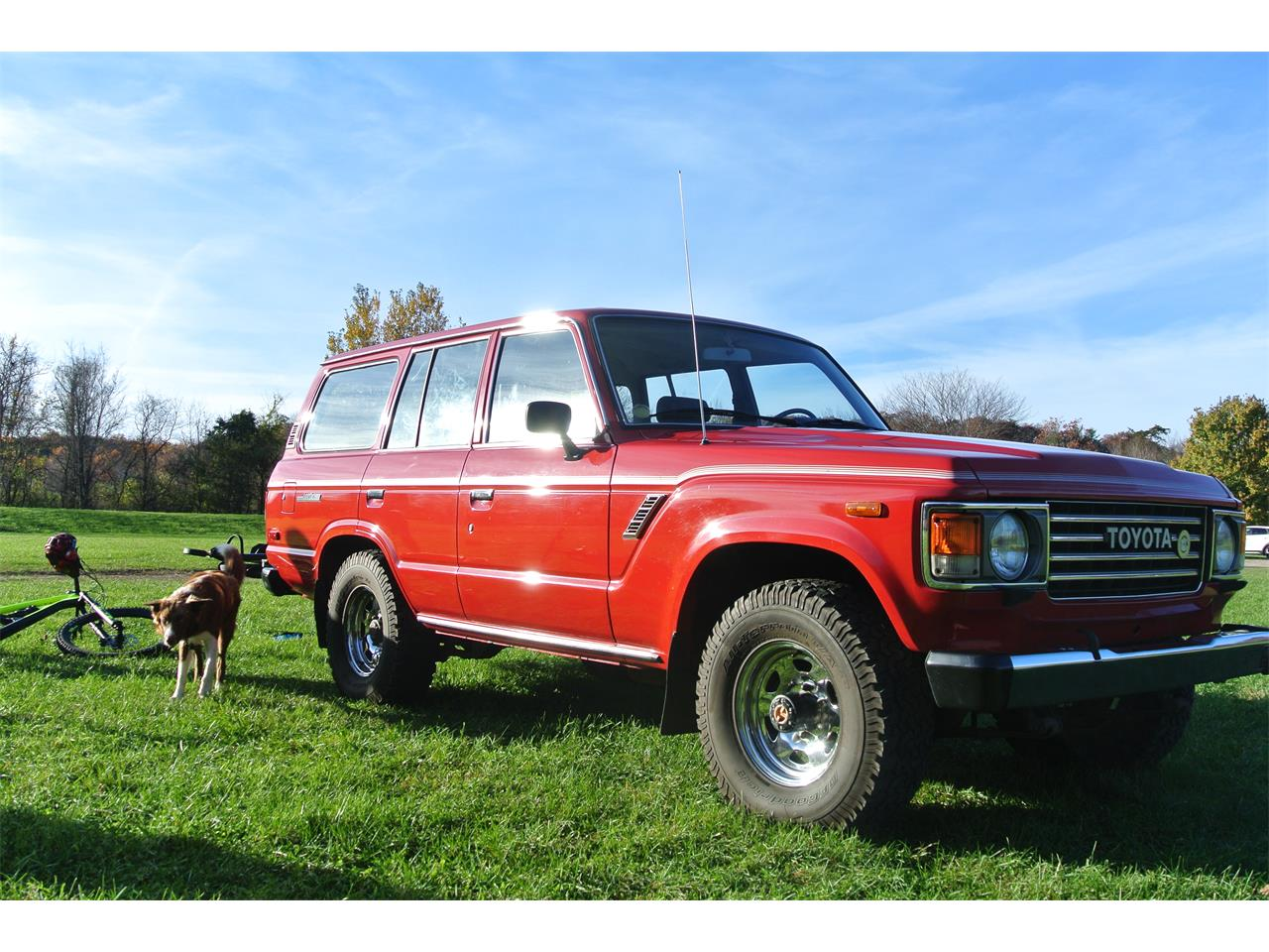 1987 Toyota Land Cruiser FJ (CC-1256529) for sale in Newton, New Jersey