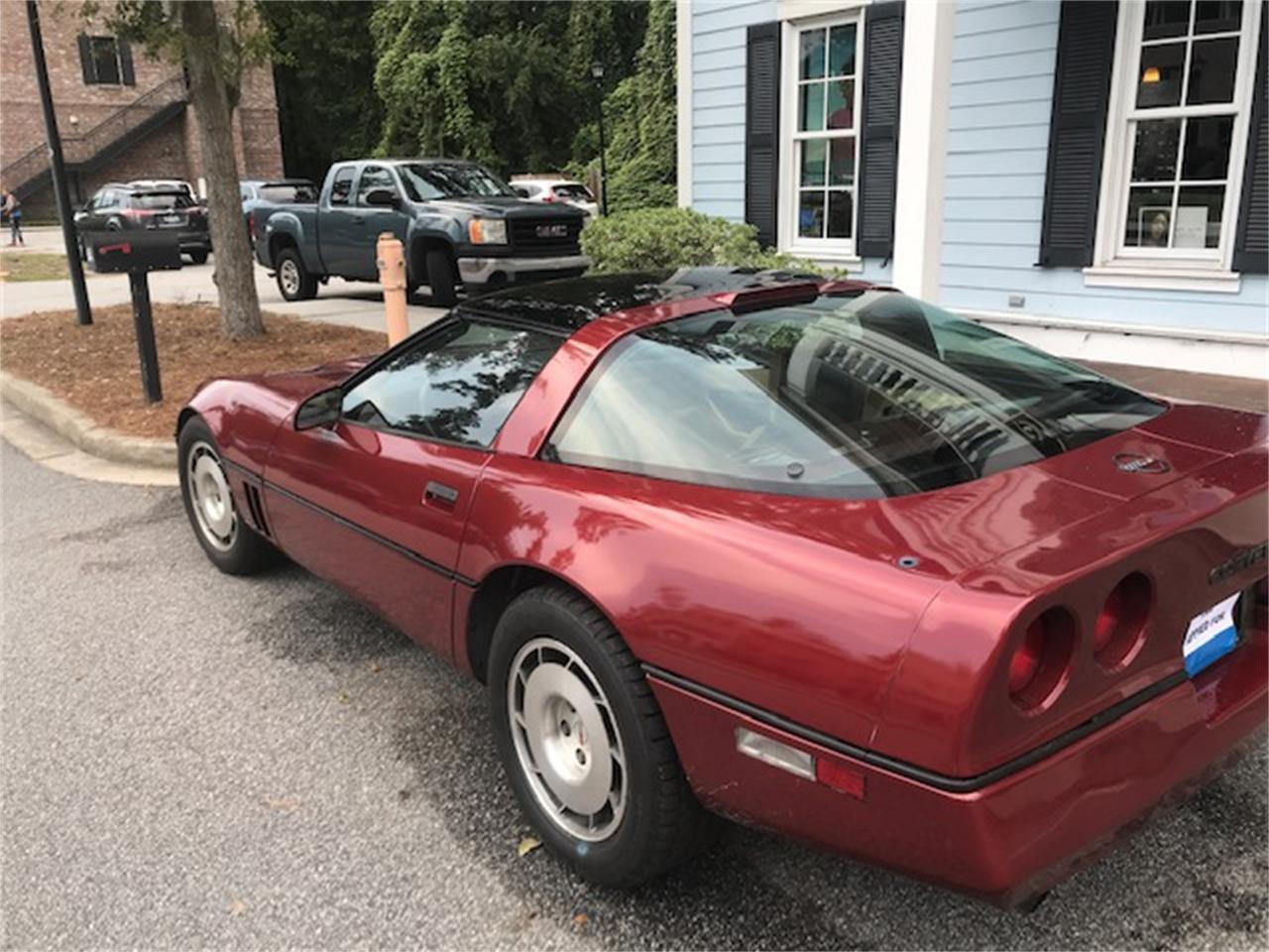 1986 Chevrolet Corvette (CC-1256533) for sale in Hilton Head , South Carolina