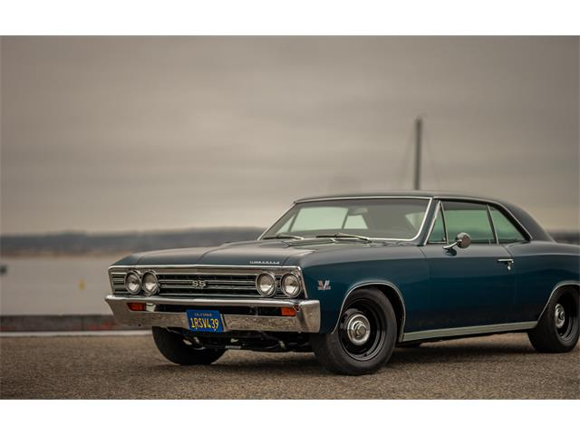1967 Chevrolet Chevelle SS (CC-1256541) for sale in Monterey, California