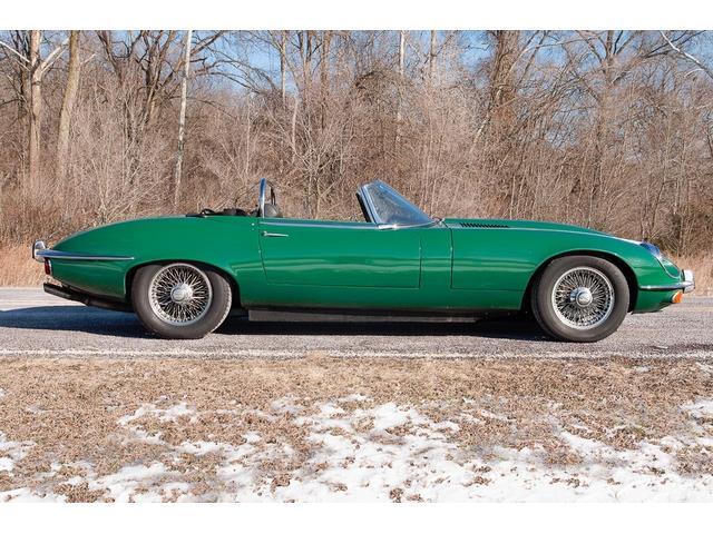1971 Jaguar E-Type (CC-1256552) for sale in St. Louis, Missouri