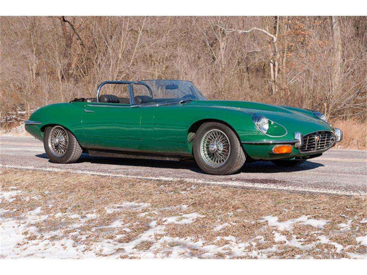 1971 Jaguar E-Type (CC-1256552) for sale in St. Louis, Missouri