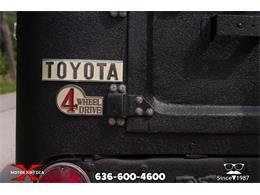 1971 Toyota Land Cruiser FJ (CC-1256553) for sale in St. Louis, Missouri