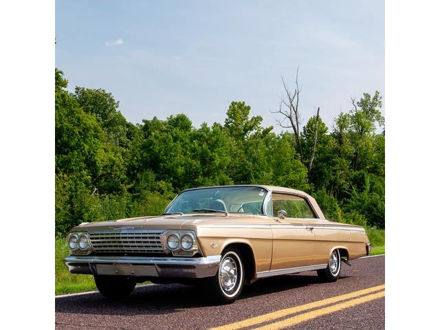 1962 Chevrolet Impala (CC-1256567) for sale in St. Louis, Missouri