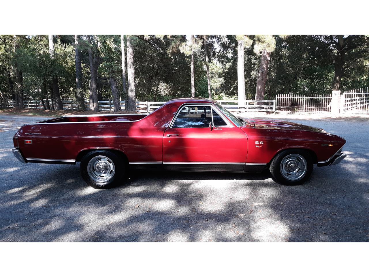 1969 Chevrolet El Camino SS (CC-1256569) for sale in Cypress, Texas