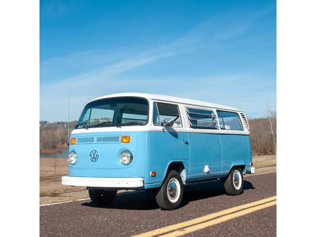 1973 Volkswagen Westfalia Camper (CC-1256572) for sale in St. Louis, Missouri