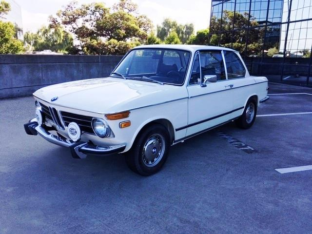 1973 BMW 2002TII (CC-1250659) for sale in Hillsborough, California