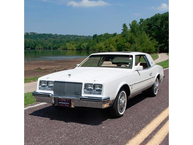 1985 Buick Riviera (CC-1256596) for sale in St. Louis, Missouri