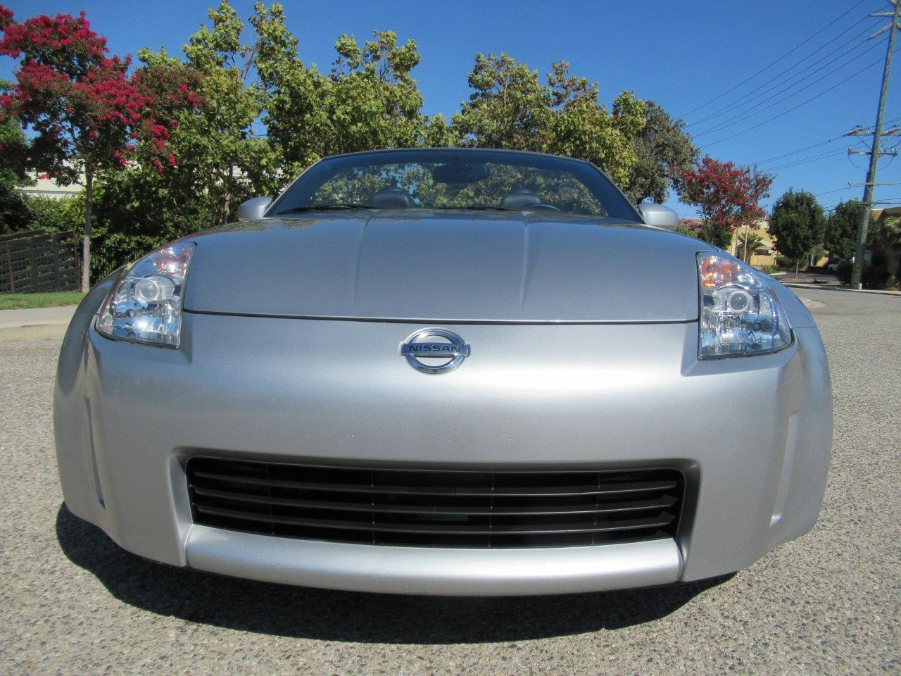 2005 Nissan 350Z (CC-1256600) for sale in SIMI VALLEY, California