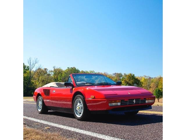 1986 Ferrari Mondial (CC-1256603) for sale in St. Louis, Missouri