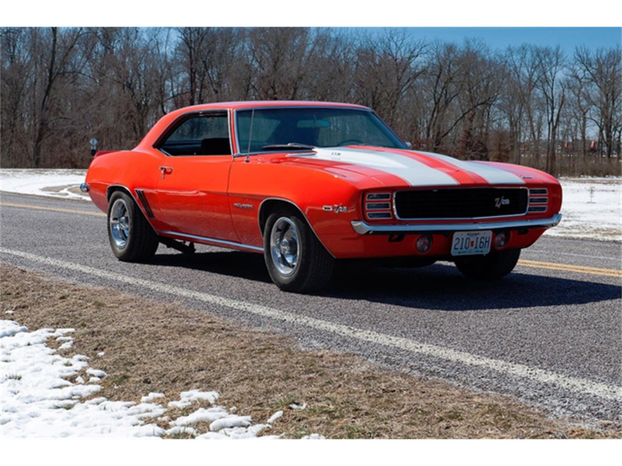 1969 Chevrolet Camaro Z28 (CC-1256609) for sale in St. Louis, Missouri