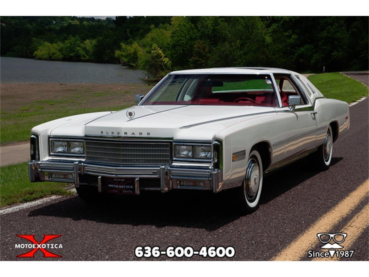 1977 Cadillac Eldorado (CC-1256650) for sale in St. Louis, Missouri