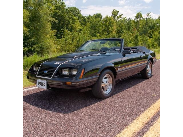 1983 Ford Mustang (CC-1256654) for sale in St. Louis, Missouri