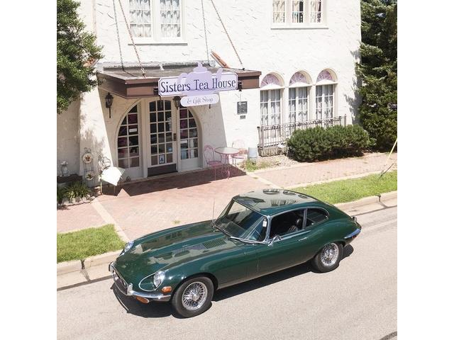 1971 Jaguar XKE Series III