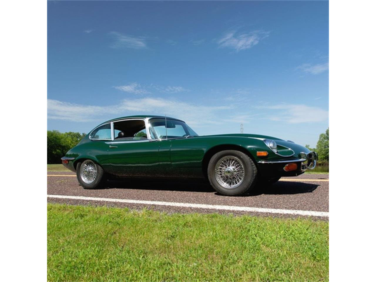 1971 Jaguar XKE Series III (CC-1256655) for sale in St. Louis, Missouri