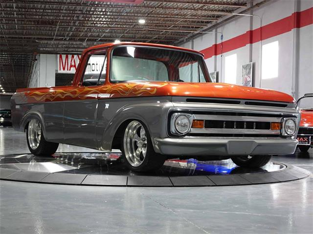 1961 Ford F100 (CC-1256678) for sale in Pittsburgh, Pennsylvania